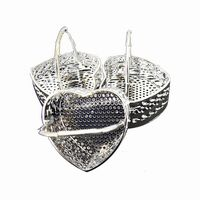 metal Heart shape Basket 12