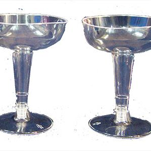Large Champagne Glass  (12)