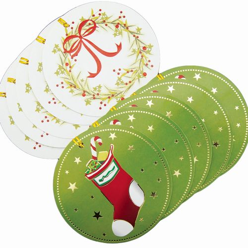 Christmas Luxury Gift Tags