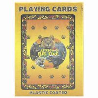 Big Five Playing Cards Small