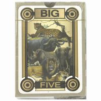 Big Five Playing Cards Each