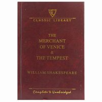 The Merchant of Venice & The Tempest