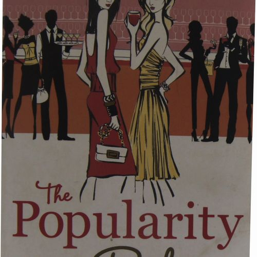 Abby McDonald - The Popularity Rules