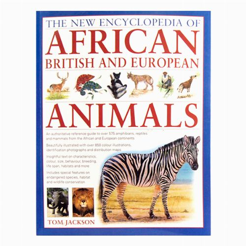 African British and European Animals