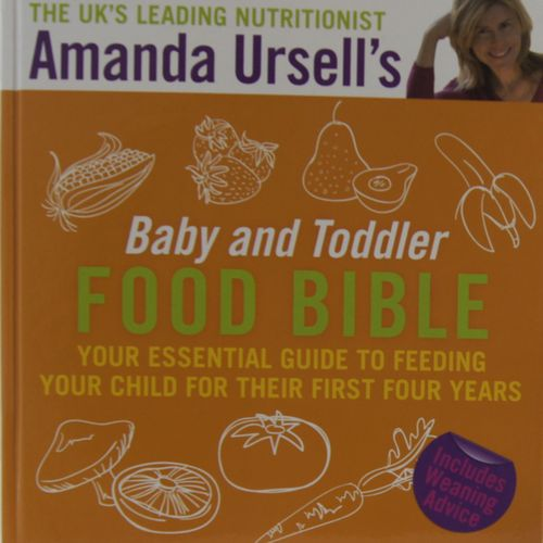 Baby and Toddler Food Bible