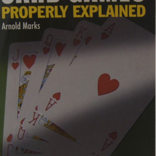 Arnolds Marks - Card Games