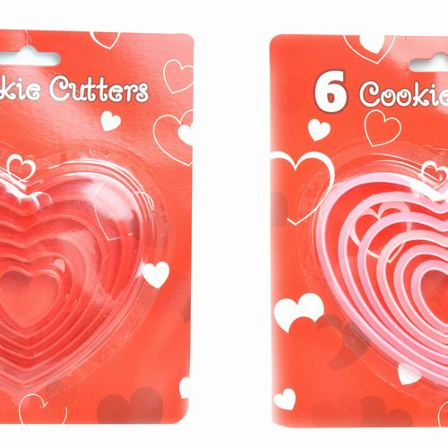 cookie heart shape cutters