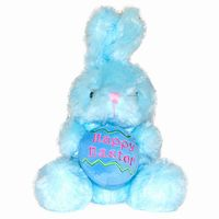 Bunny Available Blue/Pink/Yellow . 23cm