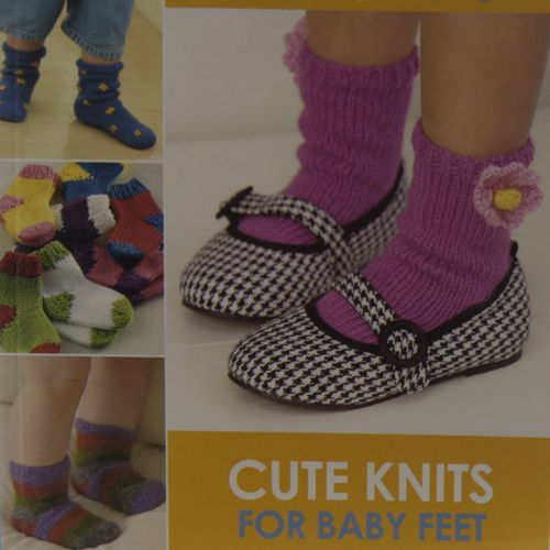 Cute Knits for Baby Feet