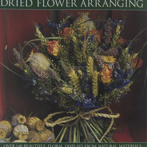 Dried Flower Arranging