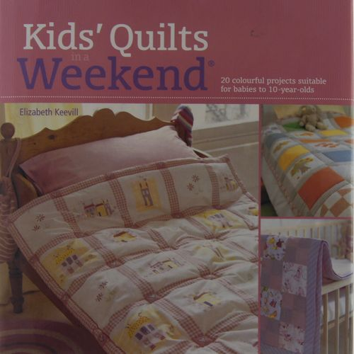 Kids' Quilts Weekend