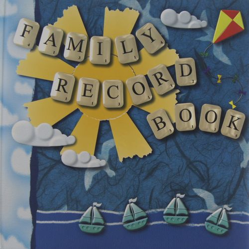 Family Record Book