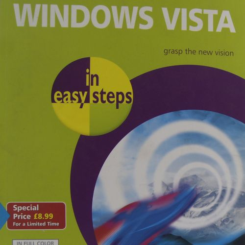 Harshad Kotecha - Windows Vista