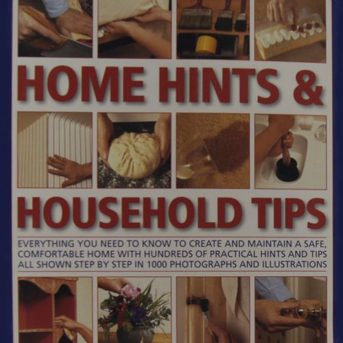 Home Hints and Houseold Tips