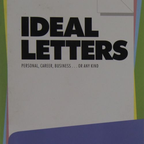 Ideal Letters