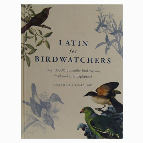 Latin for Birdwatchers