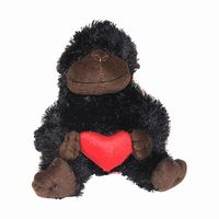 Gorilla with Heart
