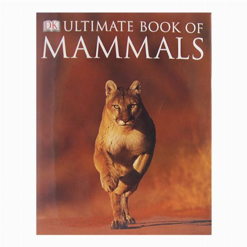 Ultimate Book of Mammals