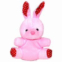 Bunny Available Brown/Pink