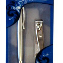 Pen & Nail Clipper Set