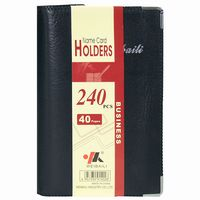 Card Holder  (240 pockets)