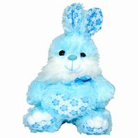 Rabbit Available in Blue/Pink