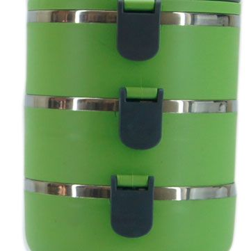 Food Flask Green 3