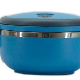 Food Flask Blue 1