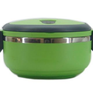 Food Flask Green