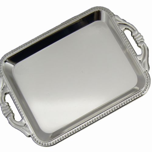 Mini Plastic Trays(12)
