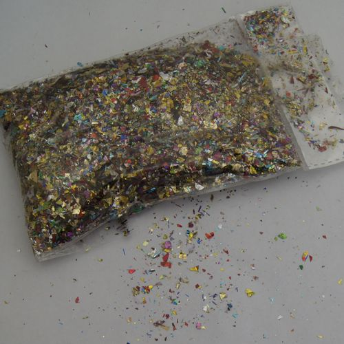 Glitter in Packet