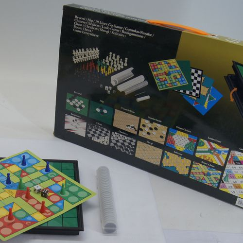 13 in 1 Magnetic Game