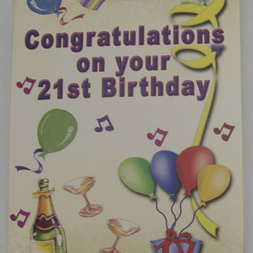 21 Birthday Greeting Cards (5)