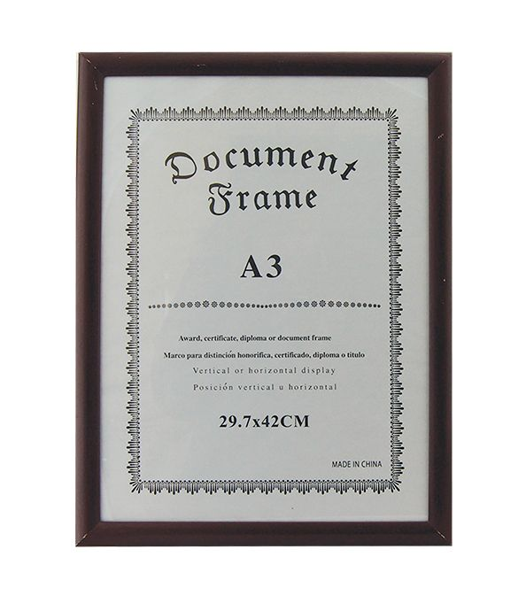 Wooden A3 Photo Frame