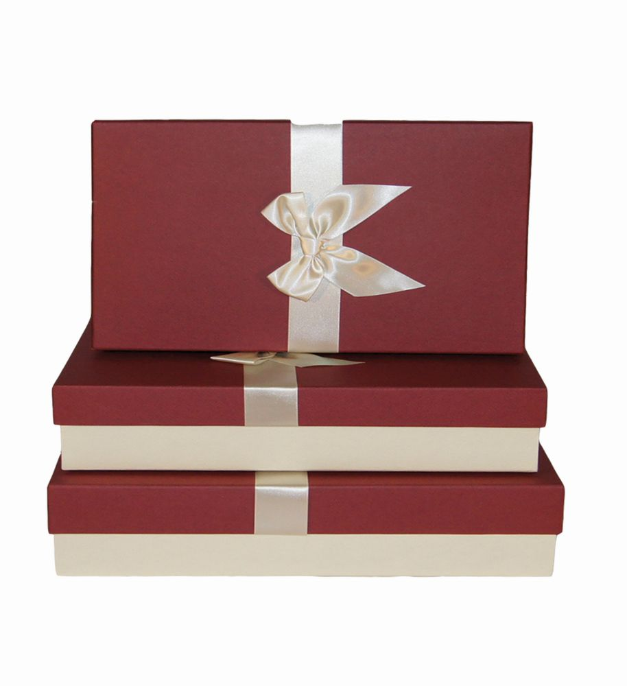 Gift box set of 3