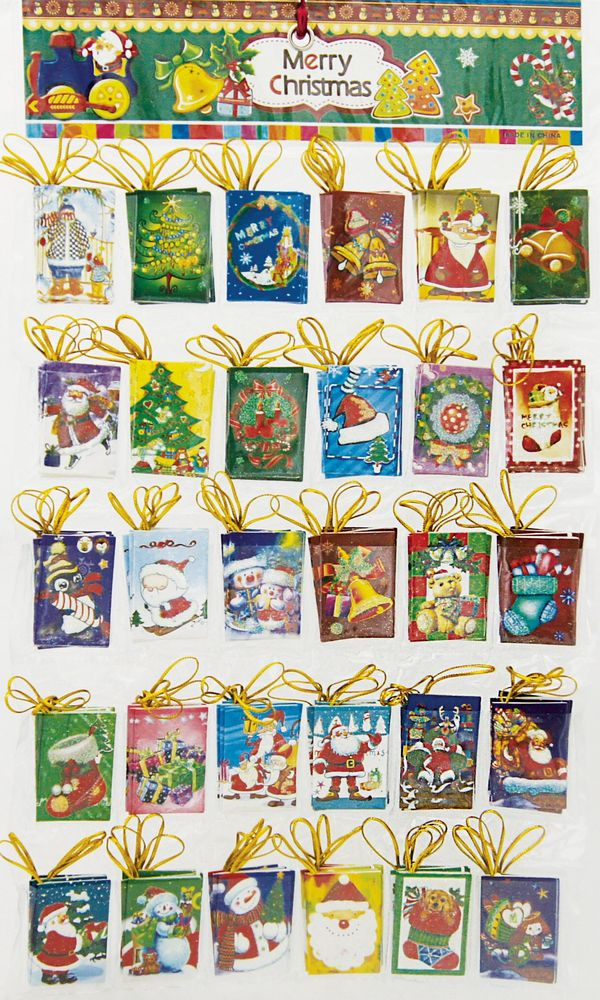 Christmas Gift Tags Assorted